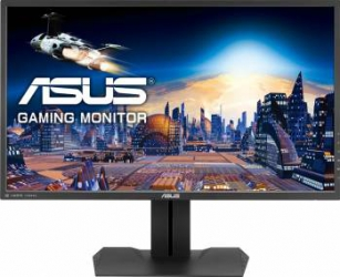 Monitor Gaming LED 27 Asus MG279Q WQHD 144Hz 4ms GTG IPS Negru Monitoare LCD LED