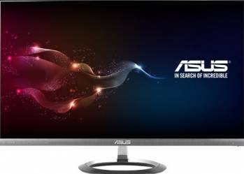 Monitor LED 27 Asus MX27AQ WQHD 5ms GTG Negru-Argintiu Monitoare LCD LED