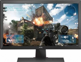 Monitor Gaming LED 27 BenQ Zowie RL2755 Full HD 1 ms Negru Ref. Monitoare LCD LED Reconditionate