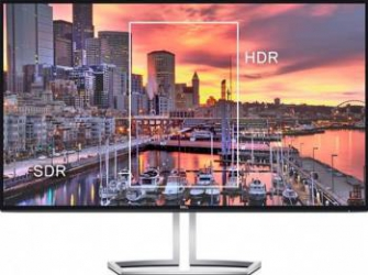 Monitor LED 27 Dell S2718HN IPS Full HD Monitoare LCD LED