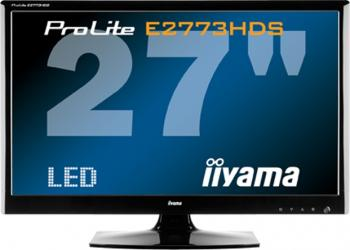 imagine Monitor LED 27 Iiyama ProLite E2773HDS-B1 Full HD HDMI prolite e2773hds