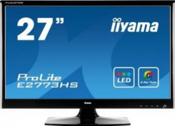imagine Monitor LED 27 iiyama Prolite E2773HS-GB1 Full HD e2773hs-gb1