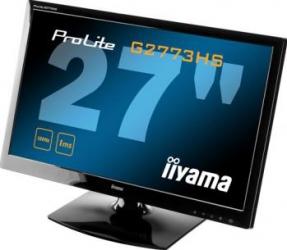 imagine Monitor LED 27 Iiyama ProLite G2773HS-GB1 Full HD HDMI prolite g2773hs