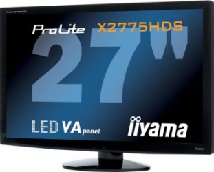 imagine Monitor LED 27 Iiyama ProLite X2775HDS-B1 Full HD HDMI prolite x2775hds