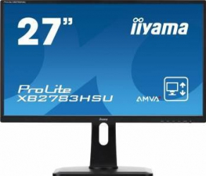 Monitor LED 27 IIyama Prolite XB2783HSU-B1DP Full HD 4 ms Negru Monitoare LCD LED