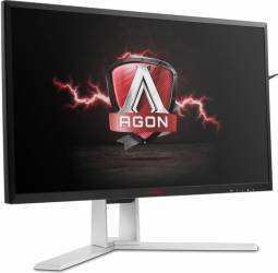 Monitor LED 27 AOC Agon AG271QX WQHD 4 ms Negru-Argintiu Monitoare LCD LED