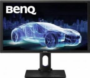 Monitor LED 27 inch BenQ PD2700Q WQHD Negru