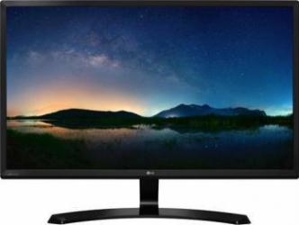 Monitor LED 27 LG 27MP58VQ-P IPS Full HD 5 ms Negru Monitoare LCD LED