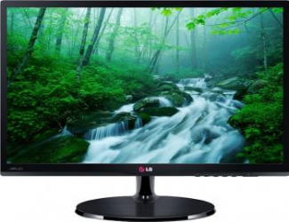 Monitor LED 27 LG 27EA53VQ-P Full HD Black.