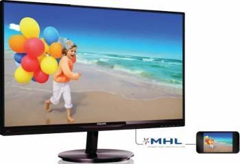 Monitor LED 27 Philips 274E5QHSB IPS FullHD Glossy Black