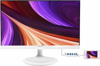 imagine Monitor Bluetooth LED 27 Philips 275C5QHAW Full HD 5ms GTG Alb 275c5qhaw/00