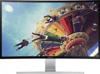 Monitor LED 27 Samsung S27D590C Full HD ecran curbat