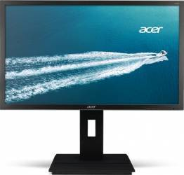 imagine Monitor LED 28 Acer B286HK QFHD 1ms Gri Inchis um.pb6ee.009