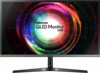 Monitor LED 28 Samsung LU28H750UQUXEN 4K UHD Quantum Dot FreeSync 1ms Monitoare LCD LED