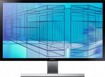 imagine Monitor LED 28 Samsung U28D590D UHD. u28d590d_resigilat