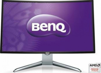 Monitor Curbat LED 31.5 BenQ EX3200R Full HD 144Hz VA 4ms Refurbished Monitoare LCD LED Reconditionate