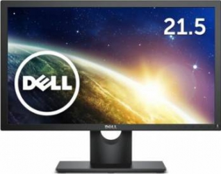 Monitor LED Dell E2216H 21.5 inch Full HD Negru