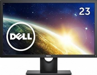 Monitor LED Dell E2316H 23 inch Full HD Negru