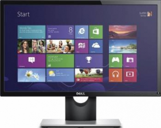Monitor LED 21.5 Dell SE2216H Full HD IPS Negru Monitoare LCD LED