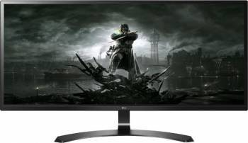 Monitor LED Gaming 34 LG 34UM59-P FreeSync UW-UXGA IPS 5ms Negru Monitoare LCD LED