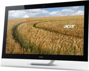Monitor LED 27 Touchscreen Acer T272HUL WQHD 5ms Monitoare LCD LED