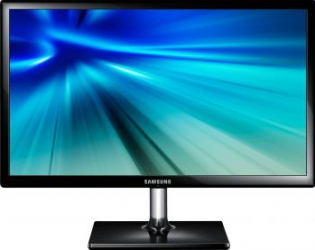 imagine Monitor PLS LED 22 Samsung S22C570H Full HD Black s22c570h