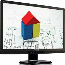 Monitor TFT 22 Philips Brilliance 220S WSXGA+ 5ms Refurbished Monitoare LCD LED Reconditionate