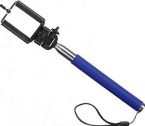 Monopied pentru Selfie KitVision Blue