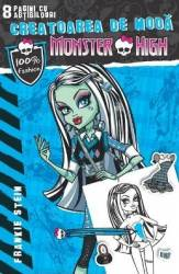 Monster High - Creatoarea de moda Frankie Stein