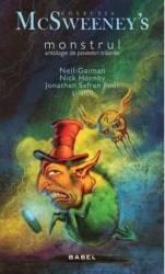 Monstrul antologie de povestiri trasnite - Neil Gaiman