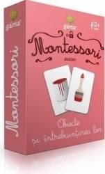 Montessori. Asocieri - Obiecte si intrebuintarea lor