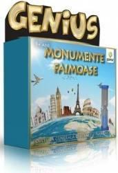 Monumente faimoase 9 ani+ Carti