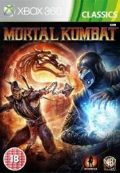 Mortal Kombat Classics Xbox 360
