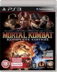 Mortal Kombat Komplete Edition PS3 Jocuri
