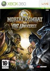 Mortal Kombat Vs Dc Universe Xbox 360 Jocuri