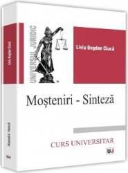 Mosteniri-Sinteza - Liviu Bogdan Ciuca
