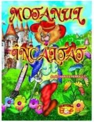 Motanul Incaltat - Charles Perrault - Carte De Colorat Carti