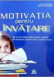 Motivatia pentru invatare - Stefan Popenici Ciprian Fartusnic Carti