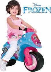 Motocicleta fara pedale Frozen Neox Injusa Masinute si vehicule pentru copii