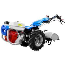 motocultor bcs 740 power safe honda gx390 12 cp cu freza de 80 cm