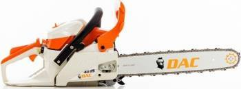 Motofierastrau Ruris DAC 401S 2 CP 2 timpi 40 cm Fierastraie cu lant