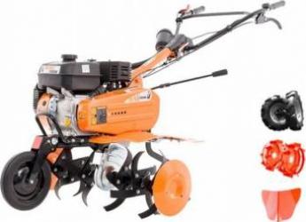 Motosapa Dac 7009ACC1 7CP + roti cauciuc + rarita + roti met 300 fara manicot Motosape