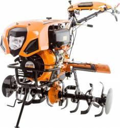Motosapatoare Ruris 1001KSD 408 cc 10 CP + Cadou Roti cauciuc Plug reversibil rev2 Roti metalice 500 Motosape