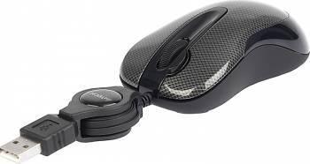 Mouse A4Tech N-60F-2 V-Track negru Mouse Laptop