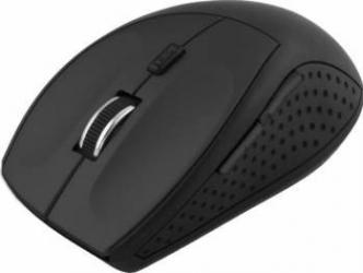 Mouse Bluetooth Esperanza EM123K 2400dpi Black Mouse