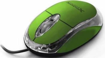 Mouse Esperanza Extreme XM102G Camille USB 1000dpi Green