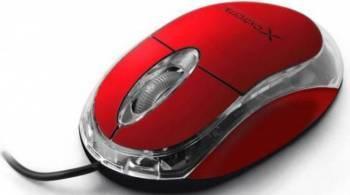 Mouse Esperanza Extreme XM102R Camille USB 1000dpi Red