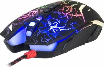 Mouse Gaming A4Tech Bloody Neon N50 Negru Mouse Gaming