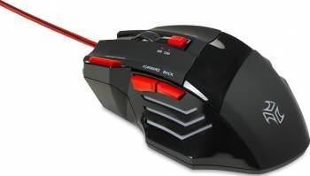 Mouse Gaming iBOX Aurora negru Mouse Gaming