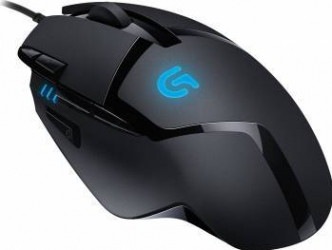 Mouse Gaming Logitech Optic G402 Hyperion Fury Negru Mouse Gaming